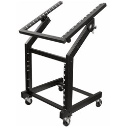 "DAP Audio 19"" Rack Metal w/ Adjustable Toploading"