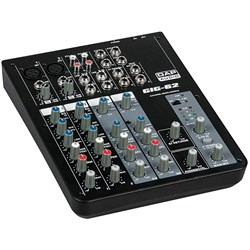 DAP Audio GIG-62 6-Channel Live Mixer