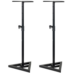 DAP Audio Monitor Speaker Stand (Pair, 76-132cm)