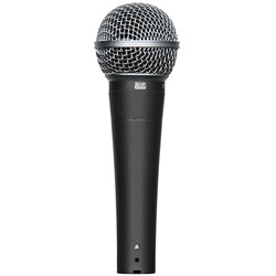 DAP Audio PL-08 Vocal Dynamic Microphone w/ XLR Cable (6m)