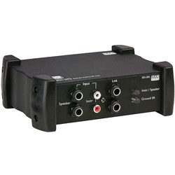 DAP Audio SDI-202 Stereo Active DI Box