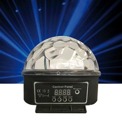 CR Lite LED Star Ball w/ Remote (3 Watt Version)