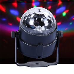 LED Mini Starball Effect Light (Sound Activated)