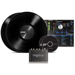 Denon DJ DS1 Serato DVS Interface
