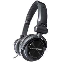 Denon HP600 High Performance DJ Headphones