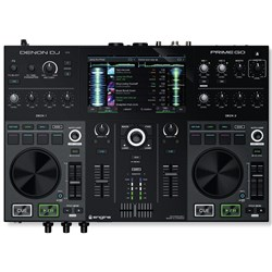 "Denon Prime Go 2-Deck Rechargeable Smart DJ Console w/ 7"" Touchscreen"