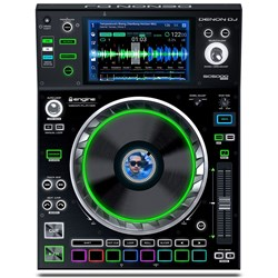 "Denon SC5000 Prime Pro DJ Media Player w/ 7"" Multi-Touch Display"