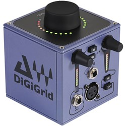 DiGiGrid M 2x2 Musician's Recording Ethernet Interface (by DiGiCo & Waves)