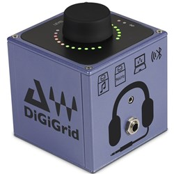 DiGiGrid Q Ethernet Headphone Amplifier (by DiGiCo & Waves)