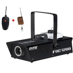 DL Fog 1200 Smoke Machine (1200W)