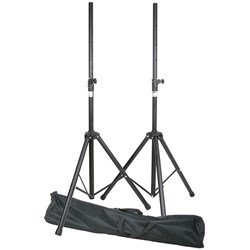 DL PA Speaker Stand Kit w/ FREE Gig Bag