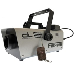 DL Z900 Smoke Machine (900W) w/ Wireless Remote Controller
