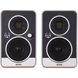 "EVE Audio SC203 3"" Professional Desktop Monitor Speakers (Pair)"