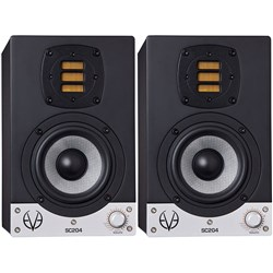 "EVE Audio SC204 2-Way 4"" Professional Studio Monitor Speakers (Pair)"