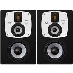 "EVE Audio SC3010 3-Way 10"" Professional Studio Monitor Speakers (Pair)"