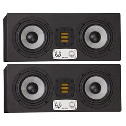"EVE Audio SC305 3-Way 5"" Professional Studio Monitor Speakers (Pair)"