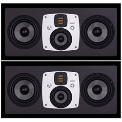 "EVE Audio SC407 4-Way 7"" Professional Studio Monitor Speakers (Pair)"