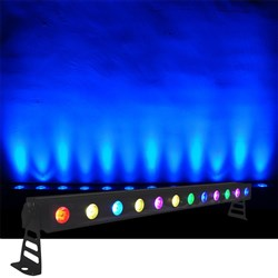 Event Lighting PIXBAR12X8 LED Pixel Bar Wash 12x8W QUAD RGBW (1m)
