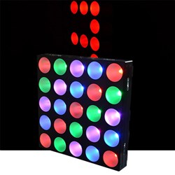 Event Lighting Pan 25 x 30W TRI COB LED Pixel Effect Light