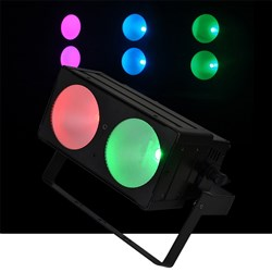 Event Lighting Pan 2 x 30W TRI COB LED Pixel Effect Light
