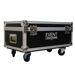 Event Lighting Road Case for PAN4 or PAN4BEAM (4 Unit Capacity)