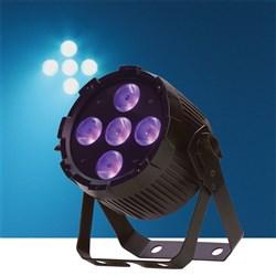 Event Lighting PARRGBW5X8 LED Flat Pro Par 5x8W RGBW Stage Wash