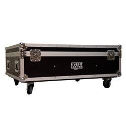Event Lighting Road Case for PIXBAR12 (Fits 6)