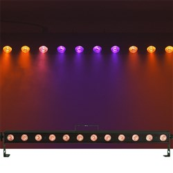 Event Lighting PINBAR12X12 LED Pixel Bar Wash 12x12W HEX RGBWAUV (1m)