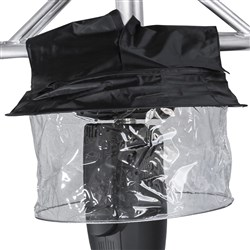 Event Lighting RAINCL Rain Cover for Large Double Mount Head