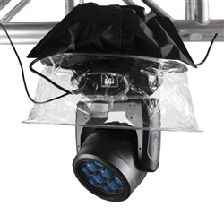 Event Lighting RAINCM Rain Cover for Double Mount Head