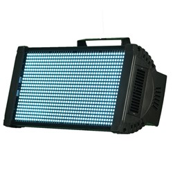 Event Lighting Strobe X RGB 968 x 0.5W RGB LED Strobe w/ DMX