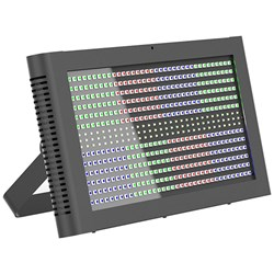 Event Lighting Stunner 400 90 x 3W LED Strobe w/ 36 Section RGB Effect