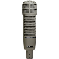 Electro-Voice RE20 Broadcast Announcer's Dynamic Cardioid Mic For Podcasting, Radio etc