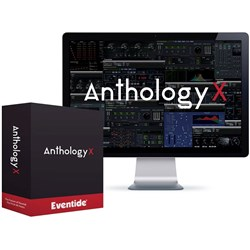 Eventide Anthology X Plug-in Bundle with 15 Eventide Effects