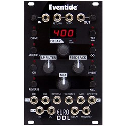 Eventide Euro DDL Eurorack Digital Delay Module w/ Analogue Soul