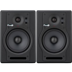 "Fluid Audio F5 Fader Series 5"" Studio Monitors (Pair)"