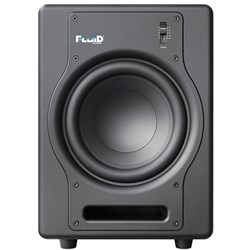 "Fluid Audio F8S Studio Active 8"" Subwoofer"