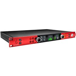 Focusrite Red 4Pre 58-In/64-Out Thunderbolt 2 & Pro Tools HD Audio Interface