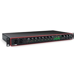 Focusrite Scarlett 18i20 Gen 3 18-in/20-out USB Audio Interface