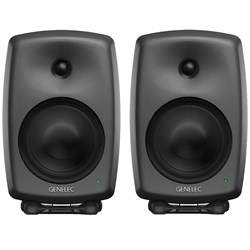 "Genelec Classic Series 8040B 6.5"" Two-Way Active Studio Monitor (Pair)"