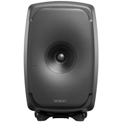 "Genelec 8351A SAM 8"" 3-Way Powered Studio Monitor Black (Each)"