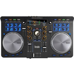 Hercules Universal DJ Advanced DJ Controller w/ Bluetooth