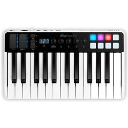IK Multimedia iRig Keys I/O 25 Keyboard Controller w/ Audio Interface & 25 Full-Size Keys