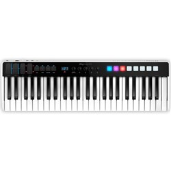 IK Multimedia iRig Keys I/O 49 Keyboard Controller w/ Audio Interface & 49 Full-Size Keys