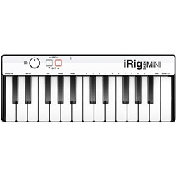 IK Multimedia iRig Keys Mini Controller for iOS, Mac & PC