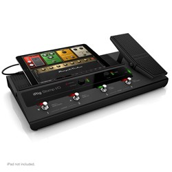 IK Multimedia iRig Stomp USB Pedalboard Controller & Audio Interface for iOS/Mac/PC