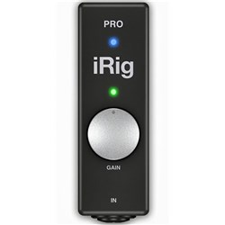 OPEN BOXIK Multimedia iRig Pro Interface for iOS