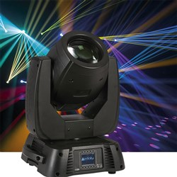 Infinity iB2R Pro Moving Head 2R Beam inc Osram Lamp