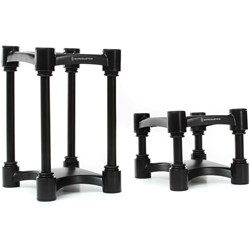 IsoAcoustics ISO L8R155 Studio Monitor Isolation Stands - Medium (Pair)
