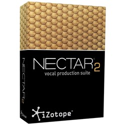 iZotope Nectar 2: Complete Vocal Solution - Boxed Copy